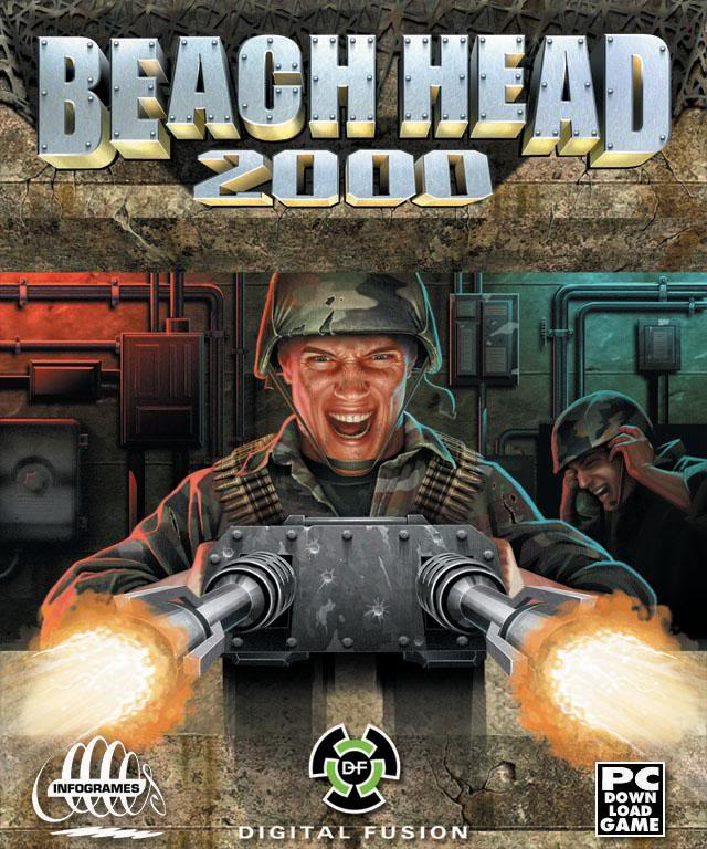 Game Offline Beach Head 2000