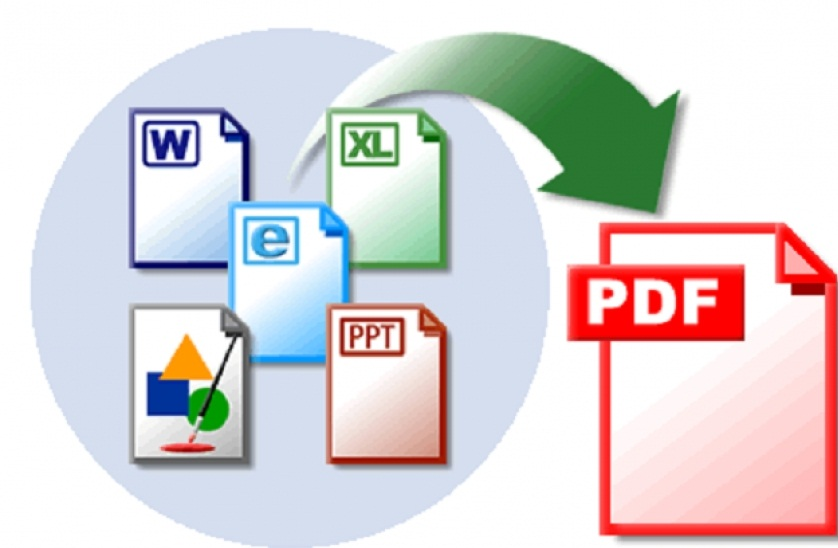 Cách chuyển word, excel, powerpoint sang file PDF