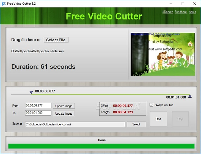 Download Free Video Cutter