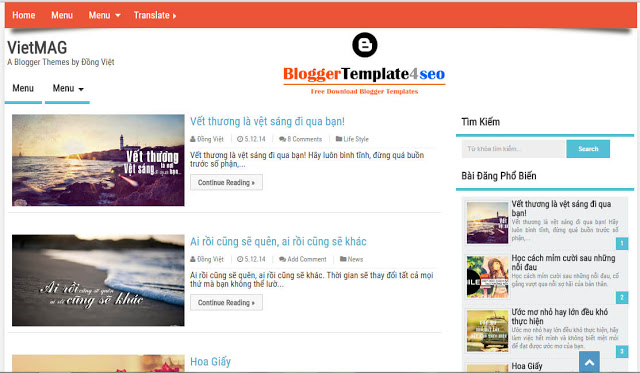 VietMAG-Blogger-Template