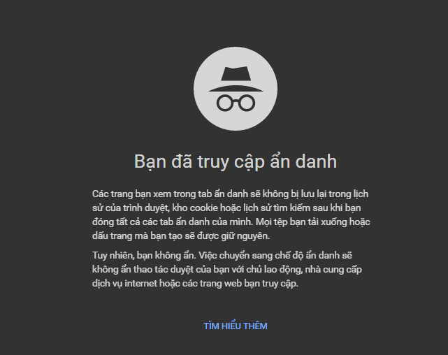 che do an danh tren chrome