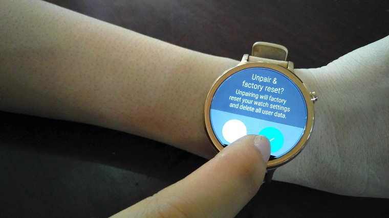 cach ket noi smartwatch android voi iphone
