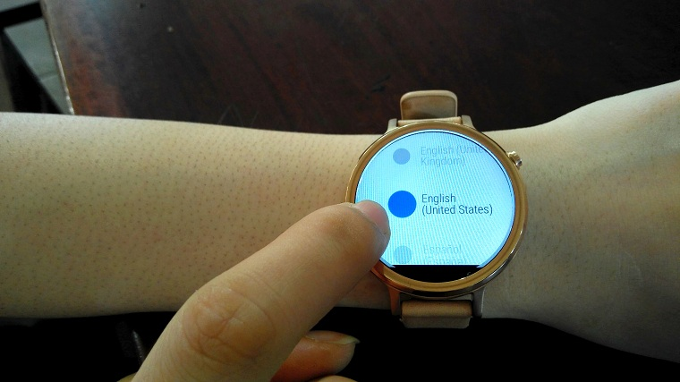 huong dan cach ket noi smartwatch android voi iphone