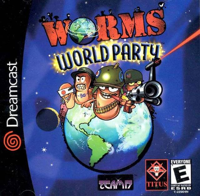 Game Offline Worm World Party