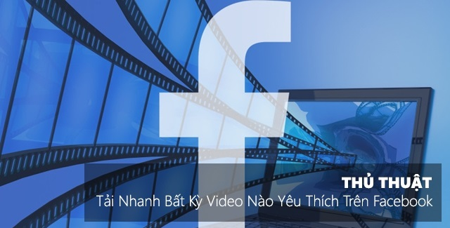tai video tren facebook