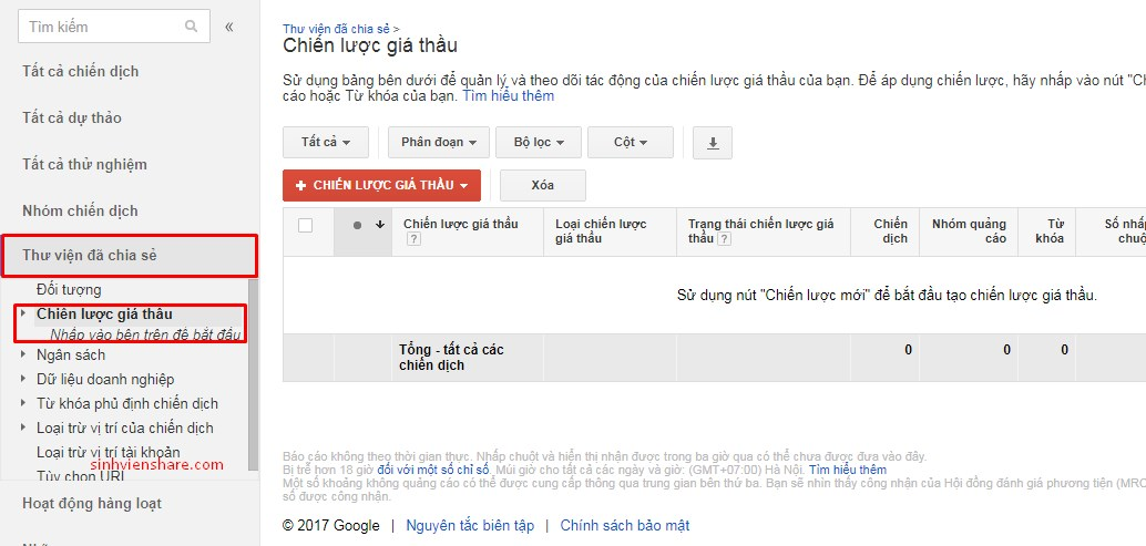 cach hien thi quang cao top 3 google adwords