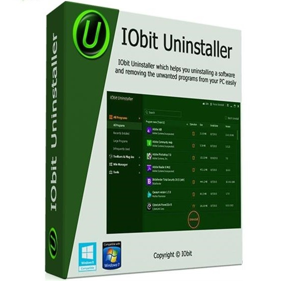 Download IObit Uninstaller