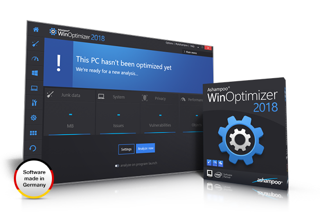 download Ashampoo WinOptimizer