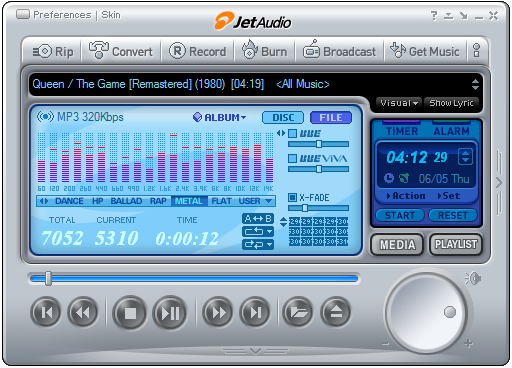 Download JetAudio Basic