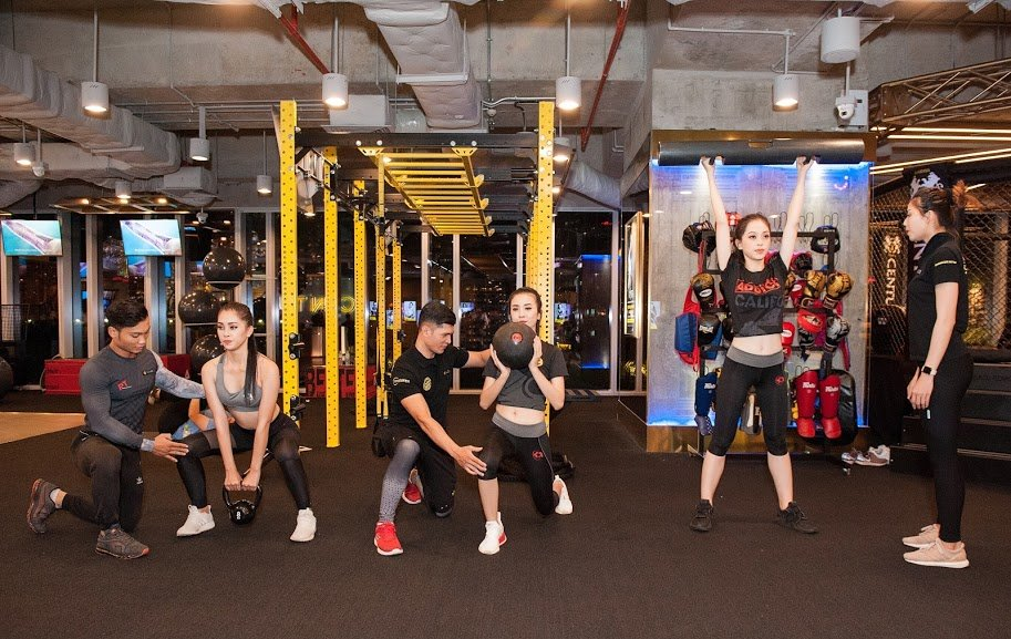 review california fitness