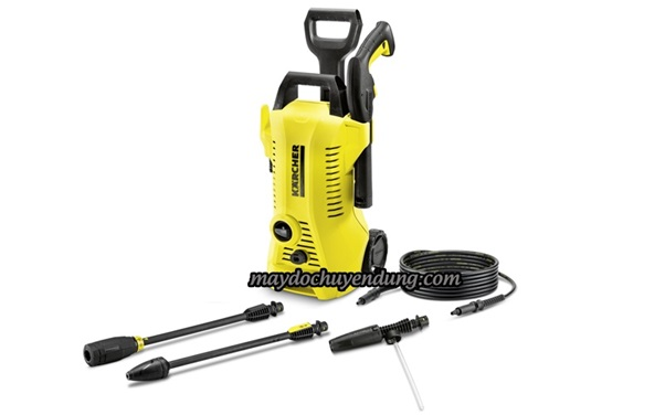 may rua xe karcher